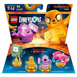 Lego Dimensions/team Pack/hora De Aventura/envío Gratis.