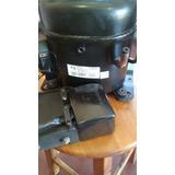 Compresor 1hp Un Caballo R404 Congelacion