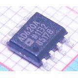 Ad620 Amplificador De Instrumentacion Sop 8