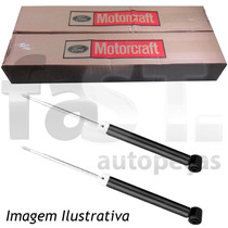 Amortecedor Traseiro Ford Ka 1.0 1.6 /07 3s6518k076ab (par)