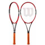 Raquete De Tenis Wilson Pro Staff Roger Federer 97 72481 +nf