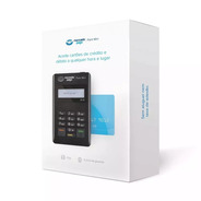 Maquina De Cartão De Credito Mercado Pago Min + Adesivo