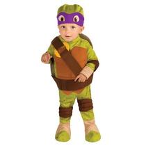 Disfraz Bebe Niño Tortuga Ninja Halloween