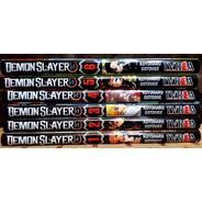 Demon Slayer - Kimetsu No Yaiba - Tomo 1 Al 6 - Manga -ivrea