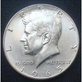 Mg* Estados Unidos 1965 1/2 Dólar Moneda Plata Consulte Años