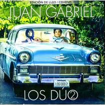 Cd + Dvd Juan Gabriel Los Duo 2 - Juan Gabriel