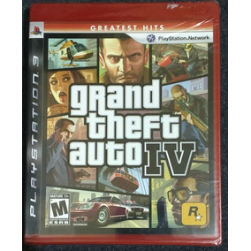 Grand Theft Auto 4 Para Ps3 Nuevo Fisico