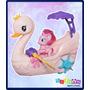Pinkie Pie Paseo En El Bote Cisne My Little Pony