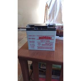 Batería De Gel 12volts 17amper/h Recargable