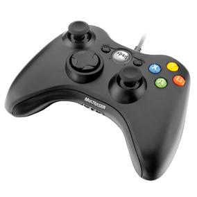 Controle Dual Shock Xpad Para Pc / Xbox 360 - Multilaser