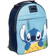 Bolsa Loungefly Backpack Stitch Con Piña