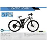 Bicicleta Electrica 500w 45 Km/h Permuto