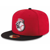 New Era Gorra Mlb Rojos Cincinnati 5950 Diamond Era 7 3/8