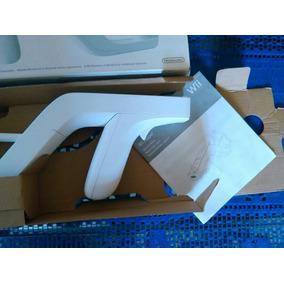 Wii Zapper - Caixa Original Nintendo Sem Game Link Crossbow