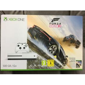 Xbox One S Console 500gb 4k ,+ Forza Horizon3 +2 Controle
