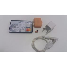 Fone Sem Fio Invisível Micro Escuta Ponto Eletrônico Espião