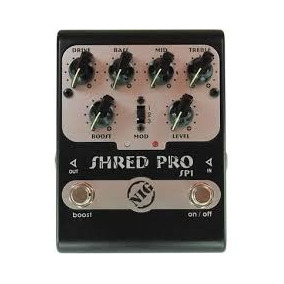 Pedal Sp1 Shred Pro