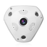 Cámara De Vigilancia Ip 360º Wifi 960p Hd Sensores Movimient
