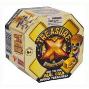 Brinquedo Treasure X Banhado A Ouro 24 Personagens Dtc 5065