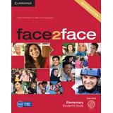Face 2 Face Elementary 2ed.+dvd - Student´s Book Cambridge