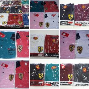 Kit 10 Camisas Ferrari Atacado Revenda Promoção Frete Grátis