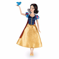 Boneca Disney Store Princesa Branca De Neve 100% Original