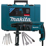 Rotomartillo Sds Plus Makita Hr2470 Brocas Cinceles