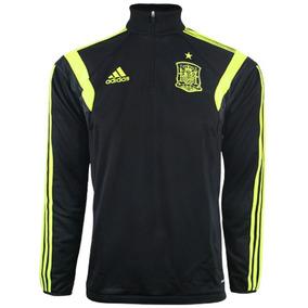 Blusa adidas Spain Ls Training Top 2014 - Pronta Entrega .