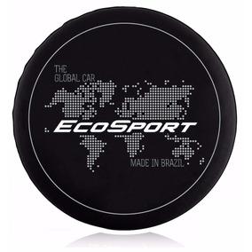 Capa Estepe Ecosport Original Em Lona Promoção! Pneu 2