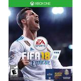 Fifa 18 Xbox One Disco Fisico Nuevo Sellado . Envio Gratis