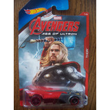 Hot Wheels Buzz Bomb Thor Marvel Avengers Age Of Ultron