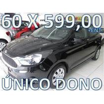 Ford Ka 1.5 Se Flex Completo Entrada + 60 X 599,00 Fixas