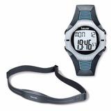 Beurer Pm26 Reloj Monitor Ritmo Cardiaco Con Cinta P/ Pecho