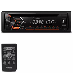 Cd Player Automotivo Pioneer Deh-s1080ub 1 Din Usb P Celular