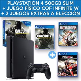 Playstation 4 Nueva Slim 500gb(por Encargue)