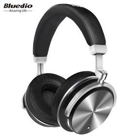 Fone Bluedio T4s Noise Bluetooth Cancelamento Ruído Original