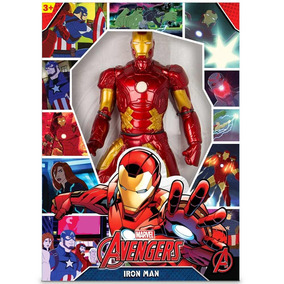 Boneco Homem De Ferro Revolution Marvel Mimo