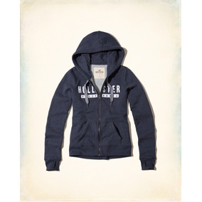 Buzos Hoodies Abercrombie & Fitch + Hollister De Mujer