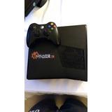 Xbox 360 Slim 4gb Original **no Chipeada Ni Flasheada**
