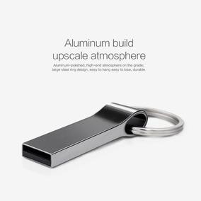 Pen Drive 512gb Usb 2.0 Flash Drive, Metal - Pronta Entrega