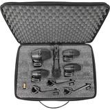 Set De Micrófonos Para Batería Shure Pgadrumkit5 Nuevos Msi!