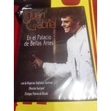 Dvd - Juan Gabriel - En El Palacio De Bellas Artes