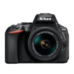 Camara Nikon D5600 Kit 18-55 Bolso De Regalo Xtratecnologia