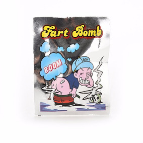 Fart Bomb - Bomba Cheiro De Peido Fedido - Bag Fedorento