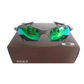 cba3735ffa980 Juliet Verde 24k De Sol Oakley Oculos - Óculos De Sol Com lente ...