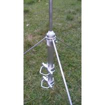 Antena Plano Terra Para Transmissor De Fm Pll 1/4 De Onda