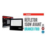 Refletor Led 150w Bivolt Avant Branco Frio 6500k