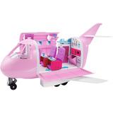 Juguete Barbie Jet De Lujo