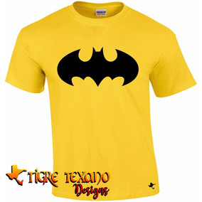 Playera Super Héroes Batman Mod. 11 By Tigre Texano Designs