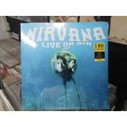 Lp Nirvana - Best Of Live On Air 1987 (lacrado)